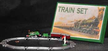 Train Set in box